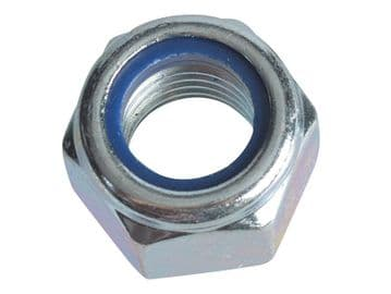 Nyloc Nuts & Washers Zinc Plated M20 ForgePack 2